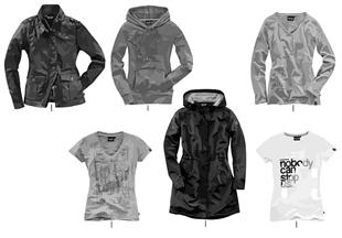 MINI Fashion Line -Women's Textiles14/16