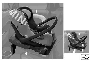 MINI Baby Seat 0+
