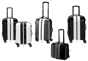 MINI Bags - Suitcases/Trolleys 14/16