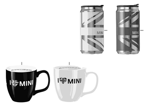MINI Essentials - Cups/Thermo Cans