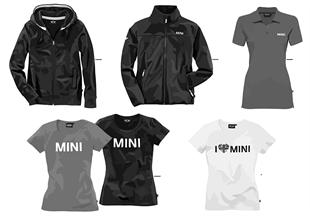 MINI Logo Line - Women's Textiles 14/16