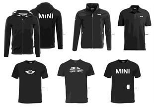 MINI Logo Line - Men's Textiles 14/16