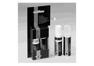 Paint pencil set (dual coating)