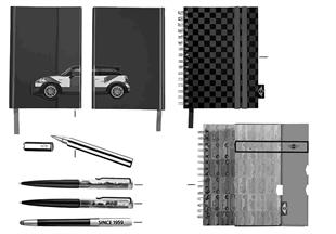 MINI Essentials - Writing Utensils 14/16