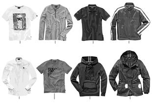 MINI Fashion Line - Men's Textiles14/16