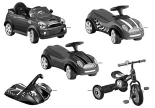 MINI Kids - Vehicles 13/14 and 14/16