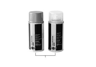Paint spray set (dual coating)