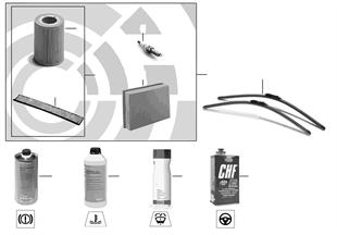 Serviço mudança óleo motor / inspeção