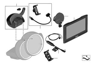 MINI Click & Drive System