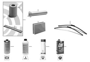 Servicio aceite motor/inspección